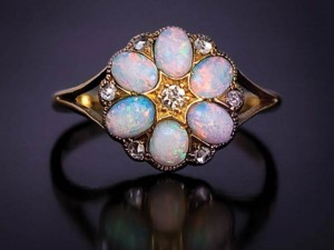 bijoux opal